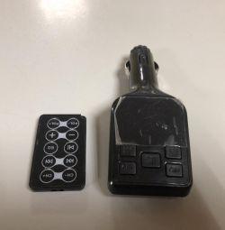 USB radio transmitter