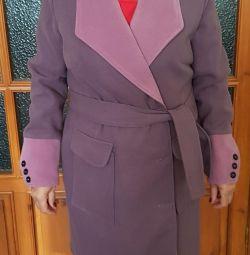 Пальто женское, размер 52-54. Новое