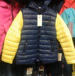 New fashionable spring jacket p. 46