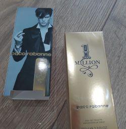 1 milyon parfüm