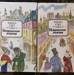 Cărți 2 volume de Eugène Sue