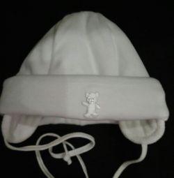 Winter hat for newborn