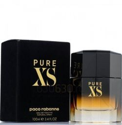 Paco Rabanne Pure XS men's perfume