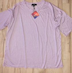 Μπλουζάκι Missguided με φερμουάρ νέο μέγεθος XXL