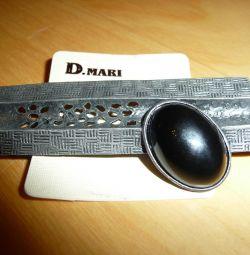 Broșă metalică (broșă)