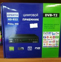 ТВ приставка DVB- т2 цифровий ресивер