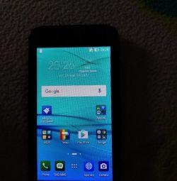 Τηλέφωνα ASUS 2 κάρτες SIM ASUS ZenFone Go 8Gb ZB452KG