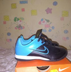 New boots (futsalki) for the baby