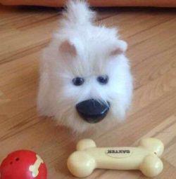 Διαδραστική σκυλάκι Baxter νέα