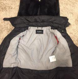 Down jacket for women BYBLOS new, original