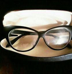 Women's eyeglass frame