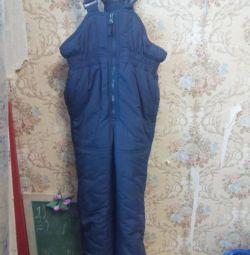 Pantaloni pentru ghete de cald
