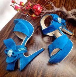 Sandalet 36 beden yeni