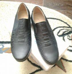 Pantofi pentru băiatul râului 35 Tom.m