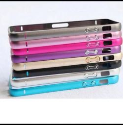 New bumper for iPhone 5,5S