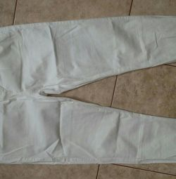 Jeans White New