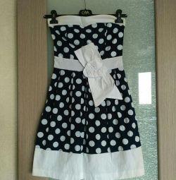 Φόρεμα καλοκαιρινό βαμβάκι