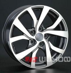 Колесные диски Replay Mitsubishi (MI57) 6.5x16 PCD 5x114.3 ET 38 DIA 67.10 S