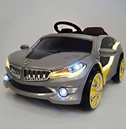 Дитячий електромобіль BMW I8 Музика