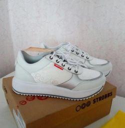 Sneakers noi strobbs