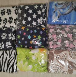 Κουβέρτες από μπαμπού