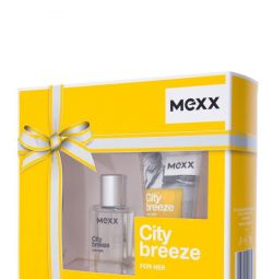 Gift set Mexx female