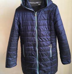 Куртка демісезонна (48 розмір)