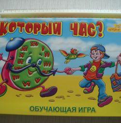 Επιτραπέζιο παιχνίδι - Τι ώρα είναι; Βιβλίο - Μάθηση ...