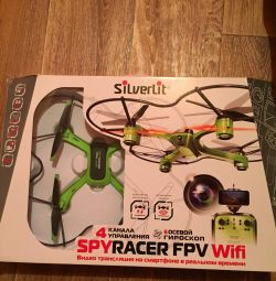 Quadrocopter yeni