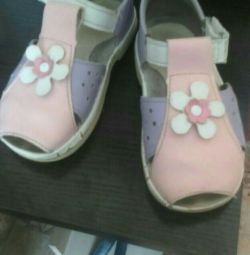 Sandalet 15 boyutu
