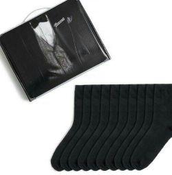 Шкарпетки. набір