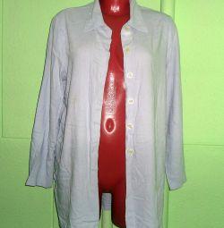 Светло-голубая рубашка JH SPECIAL