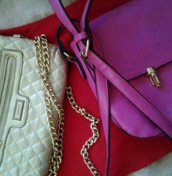 Handbags both for 150 p