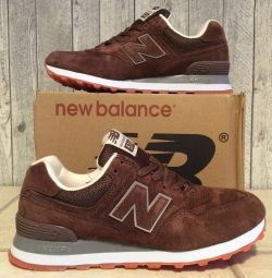 New sneakers NB 41 size