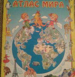 Atlas pentru copii mici