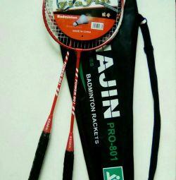 Badminton metal takımı