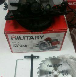 Ferăstrău circular MILITARY DS1250