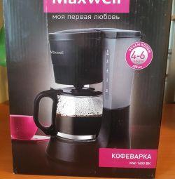 Maxwell coffee maker
