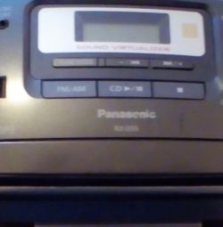 Stereo System Panasonic RX - D55
