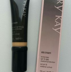 New ss cream Mary Kay