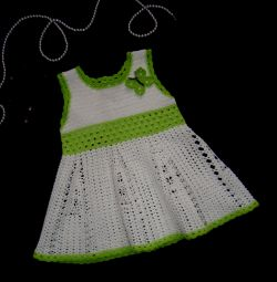 Dress 100% cotton, new