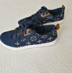 Sneakers louis vuitton