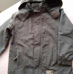 Куртка ветровка на рост 116-122 см