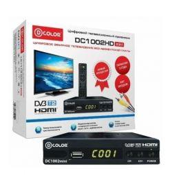 Digital receiver DColor 1002HD