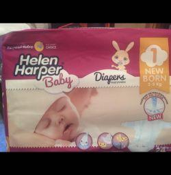 Η Ελένη Χάρπικ για τα νεογέννητα