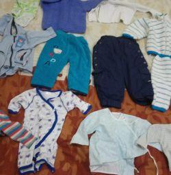 Μια τσάντα για ένα αγόρι 3-6 μήνες