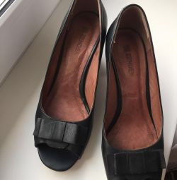 Туфли Zenden 37 р-р кожаные