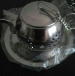 Заварник для чаю в кухоль