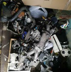 Subaru Legacy Parçaları (BE, BH)