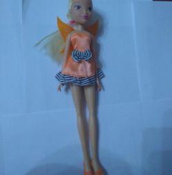 Winx doll Stella